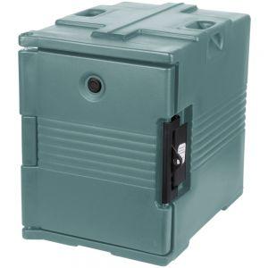 Термоконтейнер для вторых блюд L 63,5см w 46см h 63см, синевато-серый
