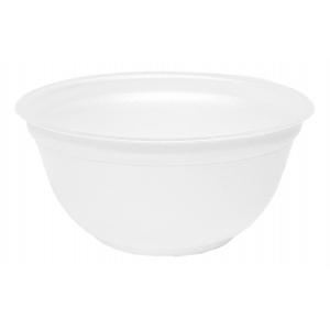 Контейнер для супа 500мл вспененный полистирол белый