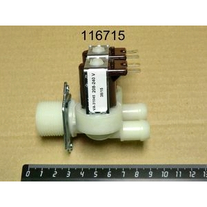 Клапан соленоидный сдвоенный, 208-240В