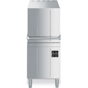 Машина посудомоечная купольная, 500х500мм, 40-24кор/ч, доз.опол.+моющ., 2 цикла, эл.-мех.упр.