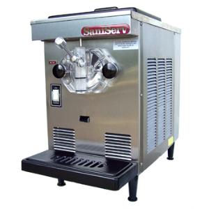 Фризер для мягкого мороженого настольный, 1 узел раздаточный, 13.5кг/ч, нерж.сталь, охл.воздушное