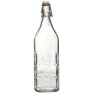 Бутылка для масла/уксуса 1060мл D 8,5см h 31,5см, стекло