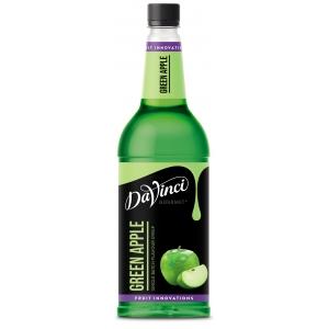 Сироп Fruit Innovations Зеленое яблоко DaVinci 1000мл