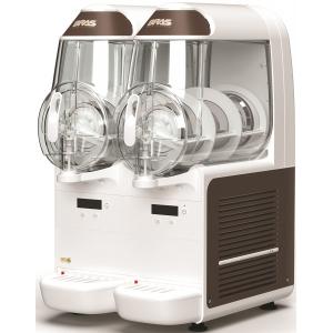 Аппарат для замороженных напитков (гранитор), 2 ванны по 10л