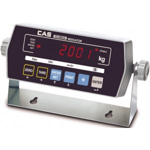 Индикатор весовой для платформенных весов, настенный, ЖК-дисплей, подключение от сети