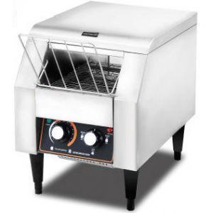 Тостер электрический конвейерный для булочек, электромеханическое управление