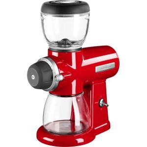 Кофемолка Artisan, красная