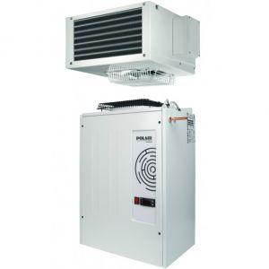 Сплит-система холодильная, д/камер до   8.60м3, -5/+10С, крепление вертикальное, пульт ДУ