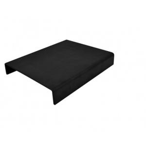 Стенд для выкладки L 32,5см w 26,5см h 5см, пластик черный с эффектом шифера