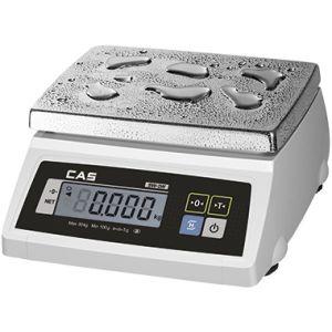 Весы электронные порционные, настольные, ПВ 0.20-20.0кг, платформа 247х195мм, подключение комбинированное, корпус пластик, IP66