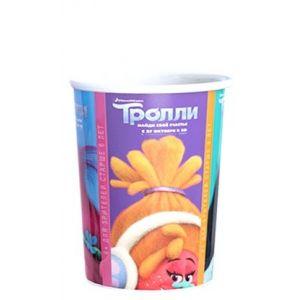 V 46 Стакан для попкорна «Тролли»