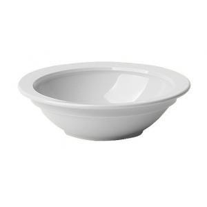 Чаша D 15,2см h 4см 322мл, поликарбонат белый