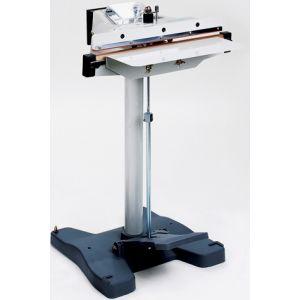 Сшиватель полиэтиленовых пакетов, напольный, длина шва 600мм, импульсный, механическая педаль