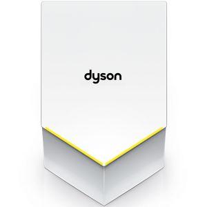 Сушилка для рук Dyson автомат., HEPA H13, время сушки 12с, пластик белый, 79дБ(А)