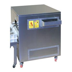 Машина сушильно-полировочная для столовых приборов, 6000шт/ч, фронт.загрузка, передвижная