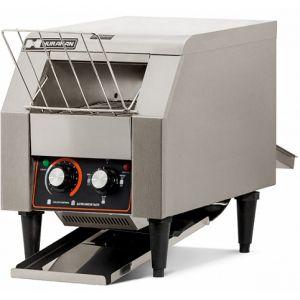 Тостер электрический конвейерный, настольный, 180шт./ч, нерж.сталь, электромех.управление