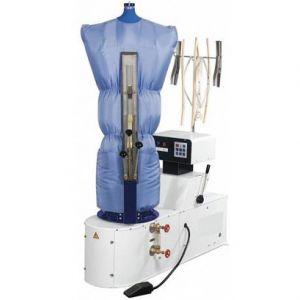 Пароманекен универсальный, бойлер 9л 6кВт, вентилятор, кукла стандартная