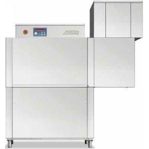 Машина посудомоечная конвейерная, 500х500мм,  70-100кор/ч, реверсивная, левая, гор.вода, без дозаторов, сушка 4.5кВт