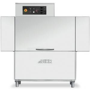 Машина посудомоечная конвейерная, 500х500мм,  83-107кор/ч, правая, гор.вода, доз.опол.+моющ., защита от брызг
