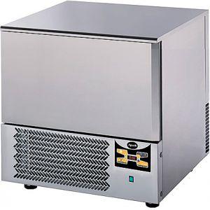 Шкаф шоковой заморозки/охлаждения,  3GN1/1(EN), агрегат воз.охл., загрузка 11/14кг, эл.упр., щуп, ножки, дин.охл.