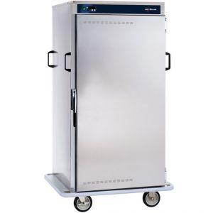 Тележка банкетная тепловая для тарелок D229-254мм,  96шт., закрытая, 1 дверь правая, 1 камера