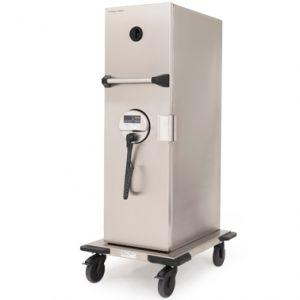 Термоконтейнер-тележка подогреваемый,  5GN1/1-200, объем 130л, нерж.сталь