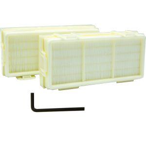 Фильтр HEPA H13 для АВ 12 и HU 02, комплект из 2-х шт.