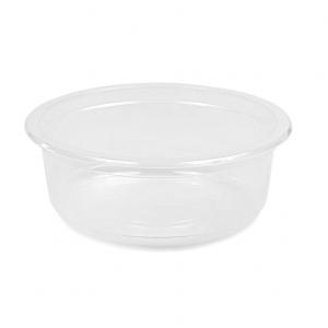 Контейнер для супа 250мл ПП прозрачный
