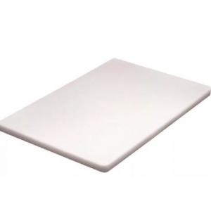 Доска разделочная L 35см w 30см h 2см, полипропилен белый