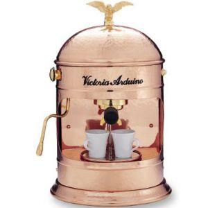 Кофемашина-полуавтомат, 1 группа, бойлер 0.8л, заливная, медь, 220В