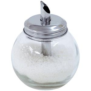 Сахарница (дозатор) 270 мл d 4,5см, h 10см, стекло