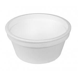 Контейнер для супа 410мл вспененный полистирол