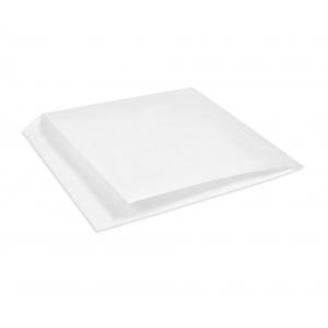 Уголок для гамбургера 140х140мм бумага белый