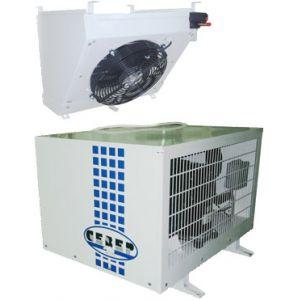 Сплит-система морозильная, д/камер до   8.10м3, -15/-25С, крепление горизонтальное, ВПУ