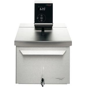 Термостат погружной, с ванной 1GN1/1-200, Sous Vide, 27л, 1 таймер