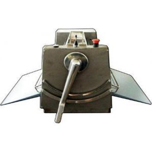 Тестораскатка электрическая настольная, длина роликов 500мм, управление ручное, нерж.сталь