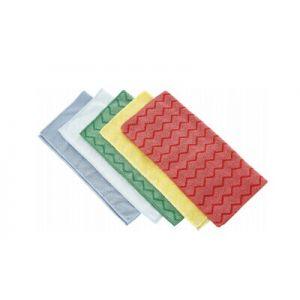 Салфетка L 40,6см w 40,6см универсальное для уборки, цвет зеленый