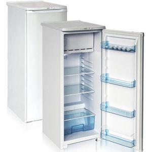 Шкаф комбинированный бытовой, 180л, 1 дверь глухая, 3 полки, +4/-12С, белый, верхняя морозилка, R600а, класс А