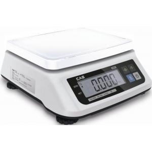 Весы электронные порционные, настольные, ПВ 0.02-6.00кг, платформа 226х187мм, подключение комбинированное, корпус пластик, аккумулятор