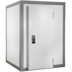 Камера морозильная Шип-Паз,   7.71м3, h2.24м, 1 дверь расп.универсальная, ППУ100мм