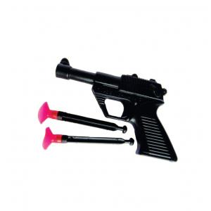 Игрушка-пистолет СТРЕЛОК пластик