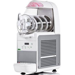Фризер для мягкого мороженого, слаша и сорбетов настольный, 1 узел раздаточный, 1 ванна 6л, белый, охл.воздушное (б/у (бывший в употреблении))