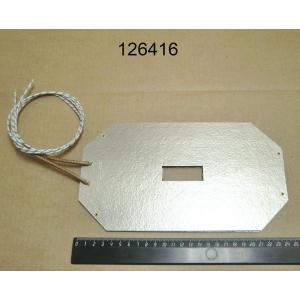 Элемент нагревательный 249X140 1000W 220V для VGP60N