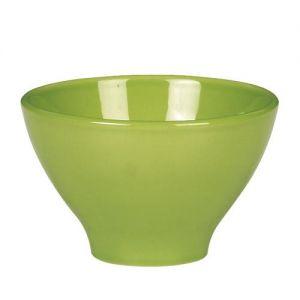 Соусник D 11см h 6,5см 0,20л, керамика, салатовый