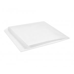 Уголок для гамбургера 170x155мм бумага белая