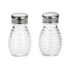Емкость для специй 60мл для соли, перца, стекло