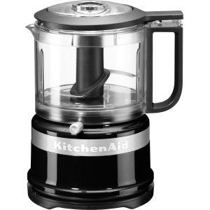 Комбайн кухонный мини KitchenAid Classic, черный
