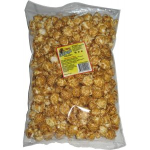 Попкорн готовый карамельный ореховый «Машрум» 200г.