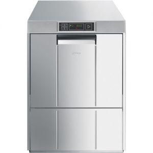 Машина посудомоечная фронтальная, 500х500мм, 40-30-24-20кор/ч, доз.опол.+моющ., 6 циклов, электр.упр., 380/220В, насос ополаскивания
