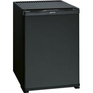 Шкаф холодильный д/напитков (минибар),  40л, 1 дверь глухая, 2 полки, ножки, +3/+12С, абсорбционное охл., серый антрацит, встраиваемый